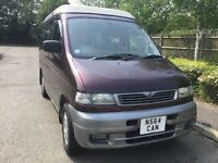 Mazda bango campervan Nice condition