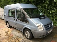 FORD TRANSIT CAMPER VAN 2007 EXCELLENT CONDITION INSIDE AND OUT.