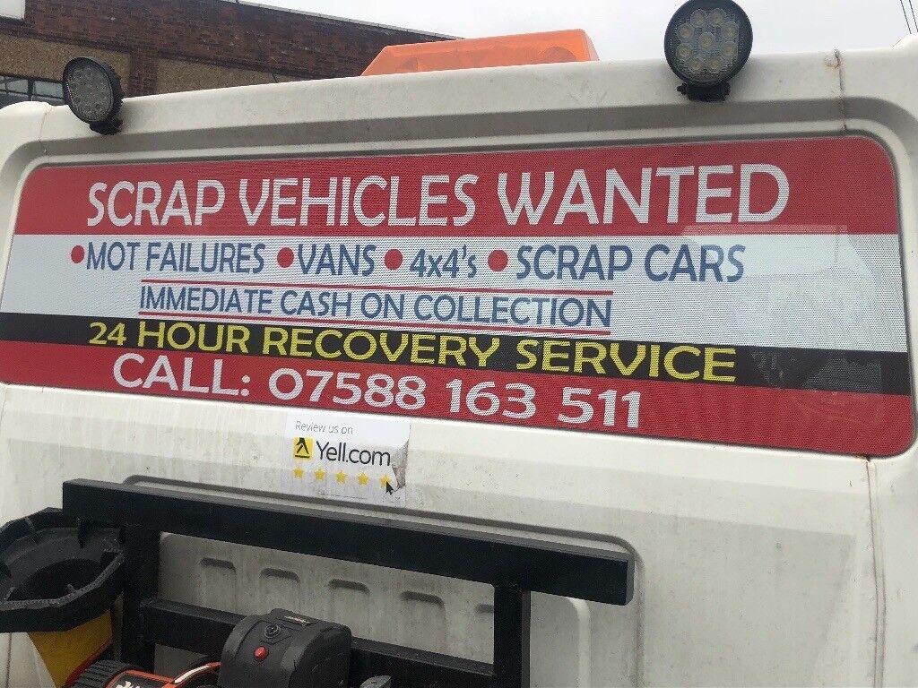 Scrap my car sell my car we want ur scrap cars Southend Basildon ...