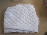 SINGLE MATTRESS PROTECTOR - NOW REDUCED
