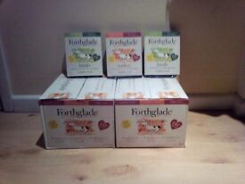 27 packets of Forthglade dog food
