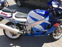 1997 Suzuki gsxr600