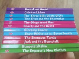 Chad Valley book set (12 books) - £6