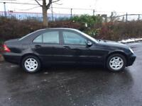 Mercedes C class classic Automatic 65000 miles