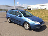 AUTOMATIC Ford focus zetec estate 1.6 Automatic. **like astra,mondeo,scenic,vectra.**
