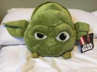 Star Wars Disney yoda children's backpack 1.5 litres