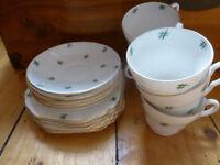 Stanley Fine Bone China Tea Set