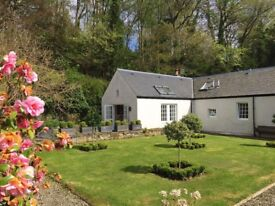 Self-catering holiday cottage Crieff