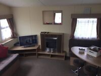 ** REDUCED** Gold Plus 8 Berth Static Home/Caravan Clacton SCHOOL HOLS