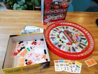 Monopoly 'CARS' board game