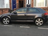 AUDI A3 SPORT TDI AUTO for sale