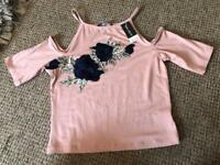 Woman's Size 4 & 6 Tops