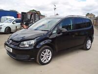 2011 VOLKSWAGEN TOURAN SE 2.0TDI (140ps) DSG 2011 AUTOMATIC DAMAGED REPAIRABLE CAT D