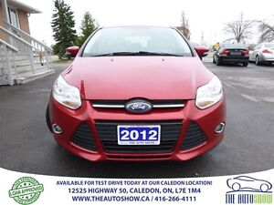 2012 Ford Focus SE! ACCIDENT FREE!