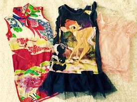 Girls clothes: dresses - 4-6 yrs
