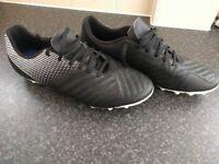 Boys football boots size 7