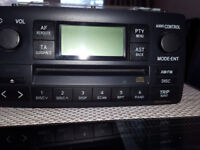 2003 Toyota Corolla 1.4 Car CD Radio - £ 20.00 Ono