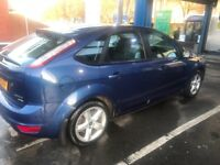 2008 FORD FOCUS ZETEC TD 136 -2.0L -5 DOOR MANUAL 6 SPEED ONE YEAR MOT JUST DONE SERVICE
