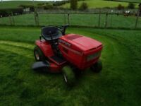 """12.5HP Lawnflite 559 Ride On Lawn Mower with 38"""" Cut"""