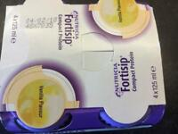 Fortisip protein drink