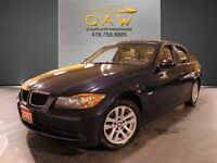 2007 BMW 3 Series 328xi Premium Pkg Leather Sunroof Alloys