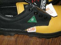 Brand new Terra Wild Siders work shoes.  Men's 6 (7-7.5 women's)