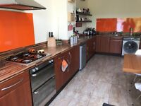 Used kitchen units and appliances