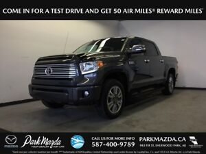 2017 Toyota Tundra Platinum 4x4 - Bluetooth, NAV, Remote Start,