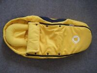 BUGABOO BEE Baby Cocoon (Yellow and Black)