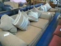 3 Seater sofa and 2 Seater sofa #27728 £189