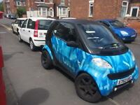 Smart car cheep to run