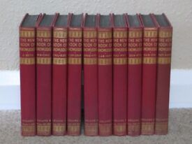 The New Book of Knowledge - Waverley Encyclopedias