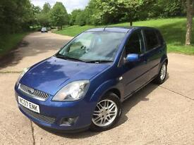 Ford Fiesta 2007 Climate