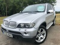2005 55 BMW X5 3.0d AUTOMATIC 5dr - *FULL LEATHER INTERIOR* - NOV 2018 M.O.T - FULL SERVICE HISTORY!