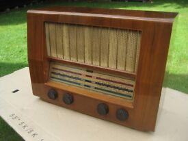 VALVE RADIO VINTAGE RADIO FERGUSON 325A VINTAGE FERGUSON VALVE RADIO FERGUSON VINTAGE RADIO Dumfries