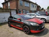 Ford focus 2.0 titanium 6 speed St rep glitter paint work spares or repairs