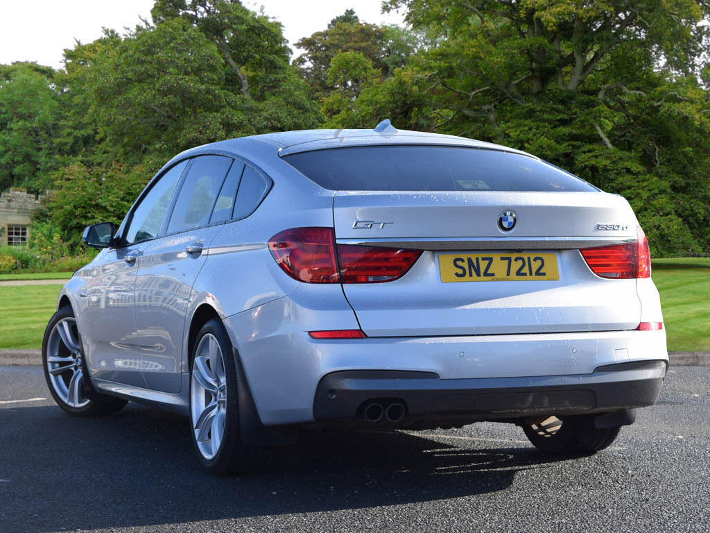 bmw 5 series gran turismo 3 0 530d m sport gt 5dr silver 2012 in county antrim gumtree. Black Bedroom Furniture Sets. Home Design Ideas