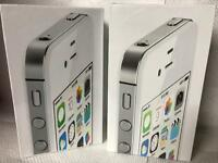 IPHONE4-S/16GB/SIM FREE/BRAND NEW/ SEALED.