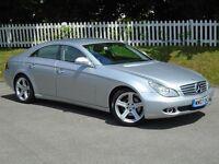 2007 (07) Mercedes-Benz CLS 3.0 CLS320d CDI 7G-Tronic |LONG MOT | F. HISTORY | DIESEL | AUTO