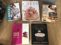 Huge bundle of cook books