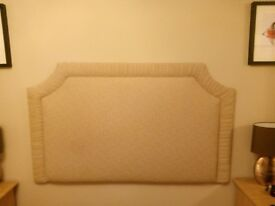 Kings size headboard