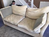 Sofa Bed - Metal Folding Base