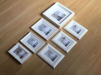 **sold pending collection** Ikea white photo frames (brand new still in original packaging)