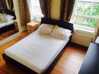 Spacious double room available to rent now, all bills included, wifi, zone1, central London