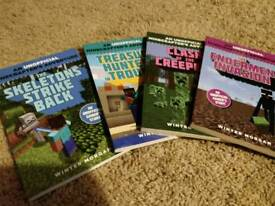Minecraft childrens books stories