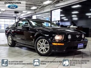 2005 Ford Mustang GT, Sport package, Leather, Low mileage