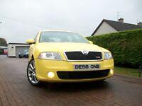 2007 SKODA OCTAVIA VRS TDI 6SPEED OUTSTANDING CAR