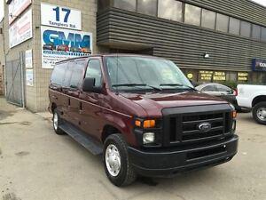 2011 Ford E-150 XL Short 8 Passenger Van Gas