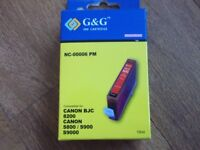 G&G ink cartridge for Canon printer/scanner