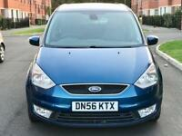 DIESEL FORD GALAXY GHIA TDCI 1.8 6G MANUAL MPV 7 SEATER